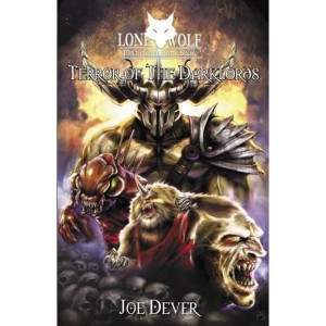 couverture Terror of the Darklords