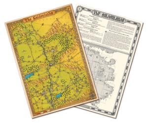 Map of Magnamund set 2
