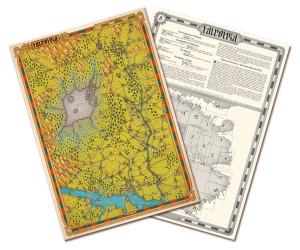 Map of Magnamund