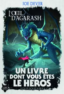 La réédition du tant attendu LS29, l'Oeil d'Agarash, par Gallimard Jeunesse, corrigée et enrichie par Scriptarium.