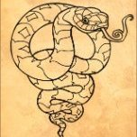 Langue de Serpent