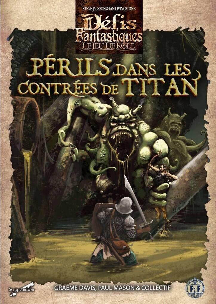 Périls dans les contrées de Titan